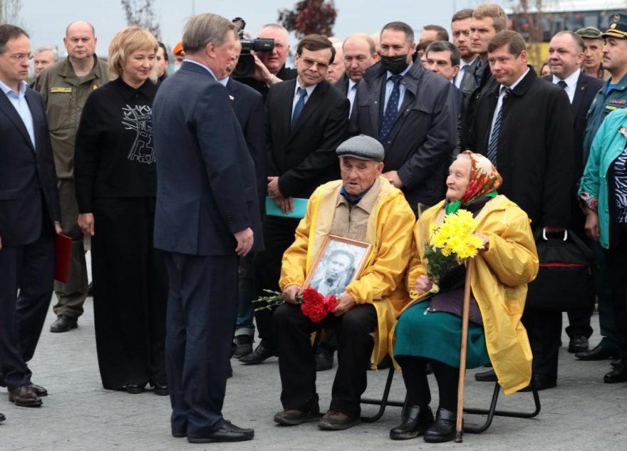 Ржевская бабушка помогла поисковикам найти останки 35 красноармейцев