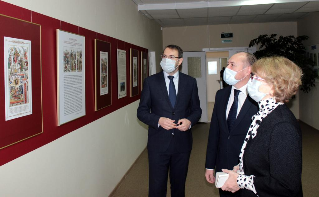 Школе в Тверской области присвоили имя Михаила Тверского