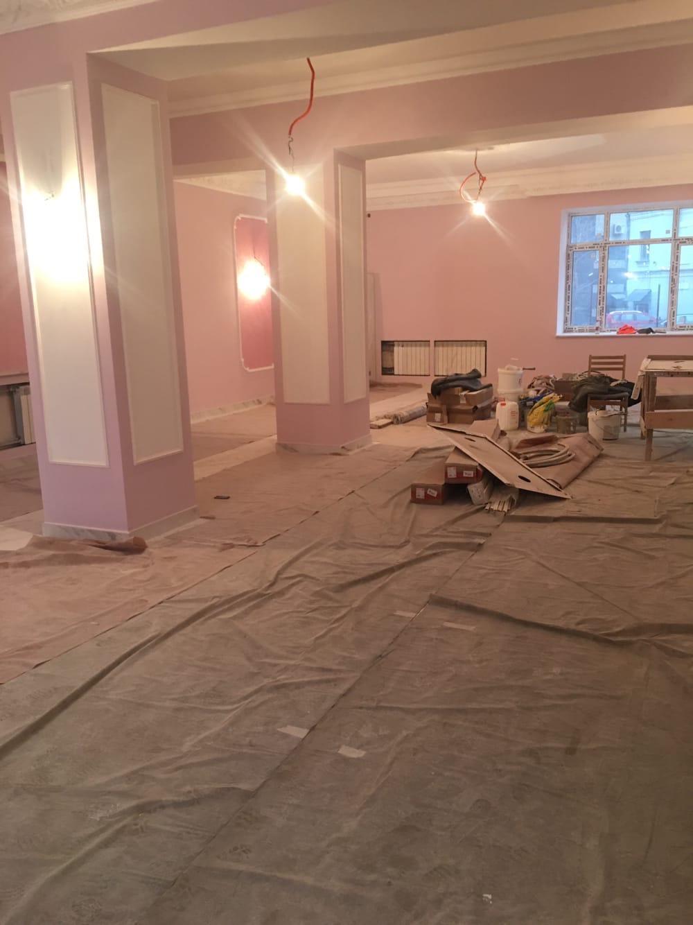 Опубликованы фото внутреннего ремонта нового Дворца бракосочетания в Твери