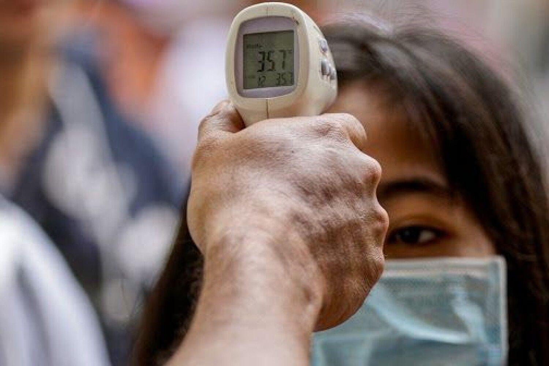 У больных коронавирусом в Тверской области может наблюдаться необычное «поведение» температуры