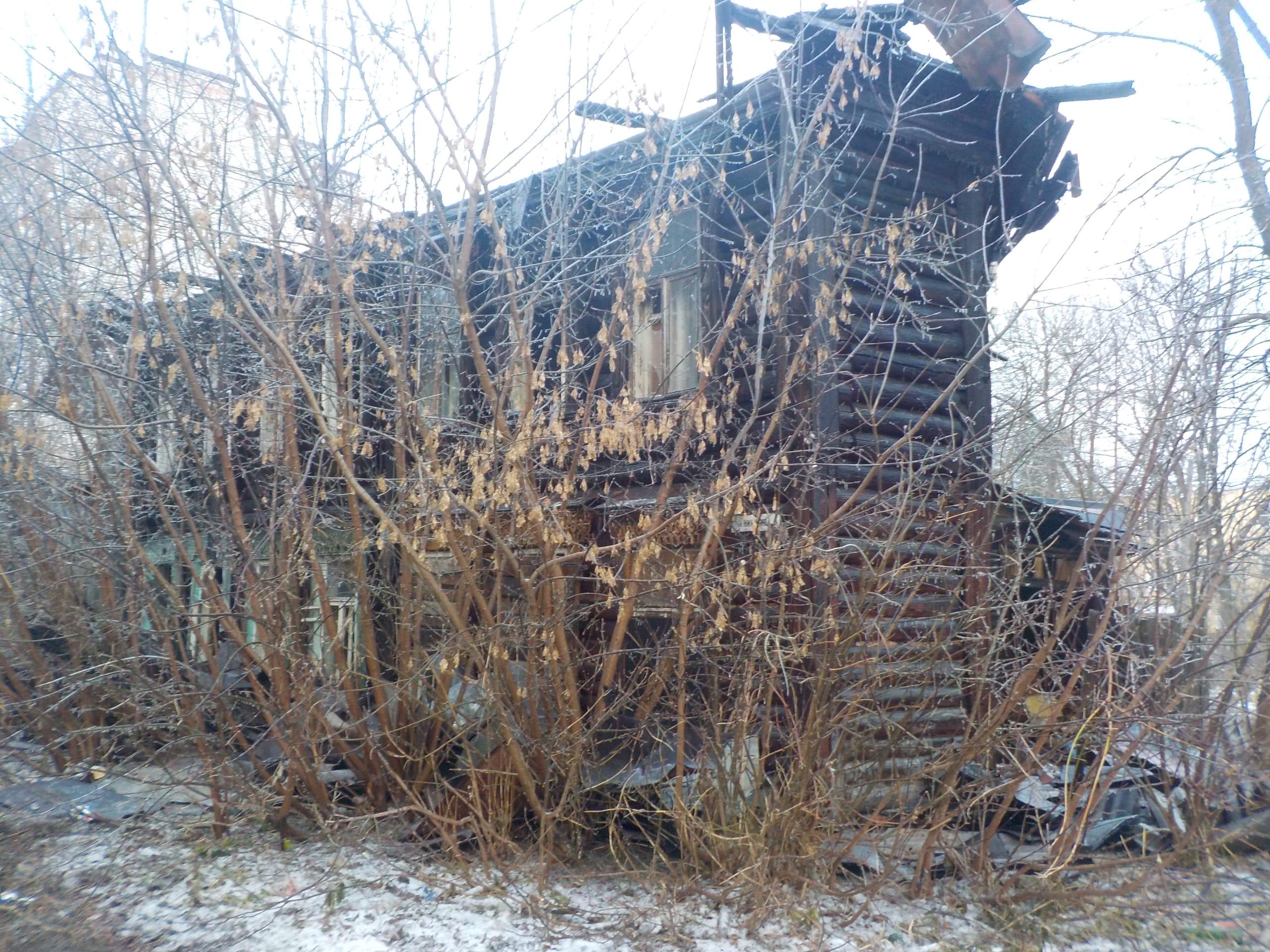 Человек погиб при пожаре в жилом доме в Твери