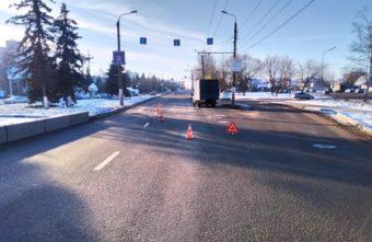 В Твери грузовик сбил пешехода