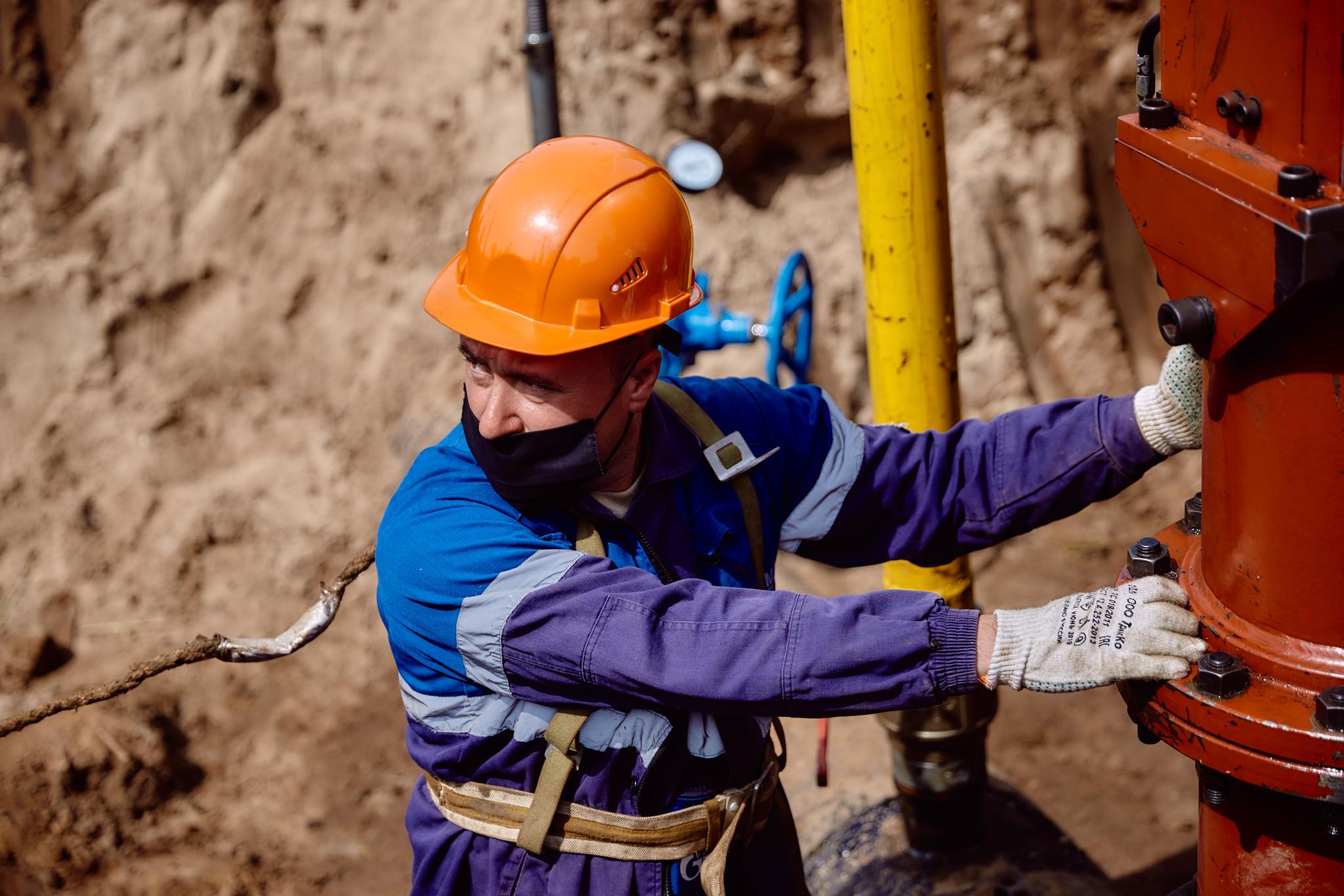 Программа в действии: Тверская область приступает к строительству газовых сетей