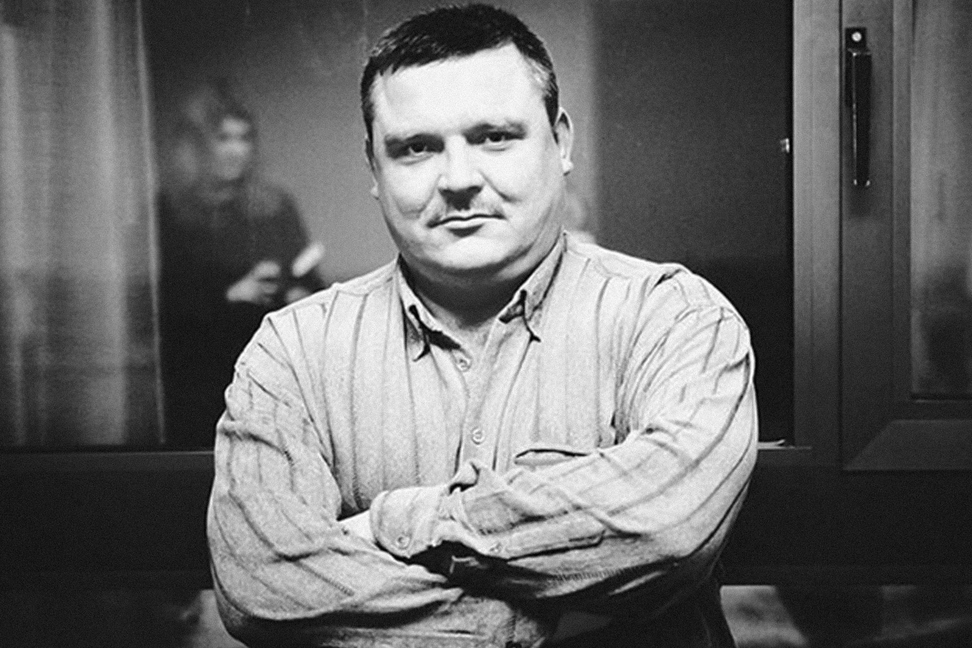 Шансонье Михаила Круга убили в Твери за отказ рекламировать водку