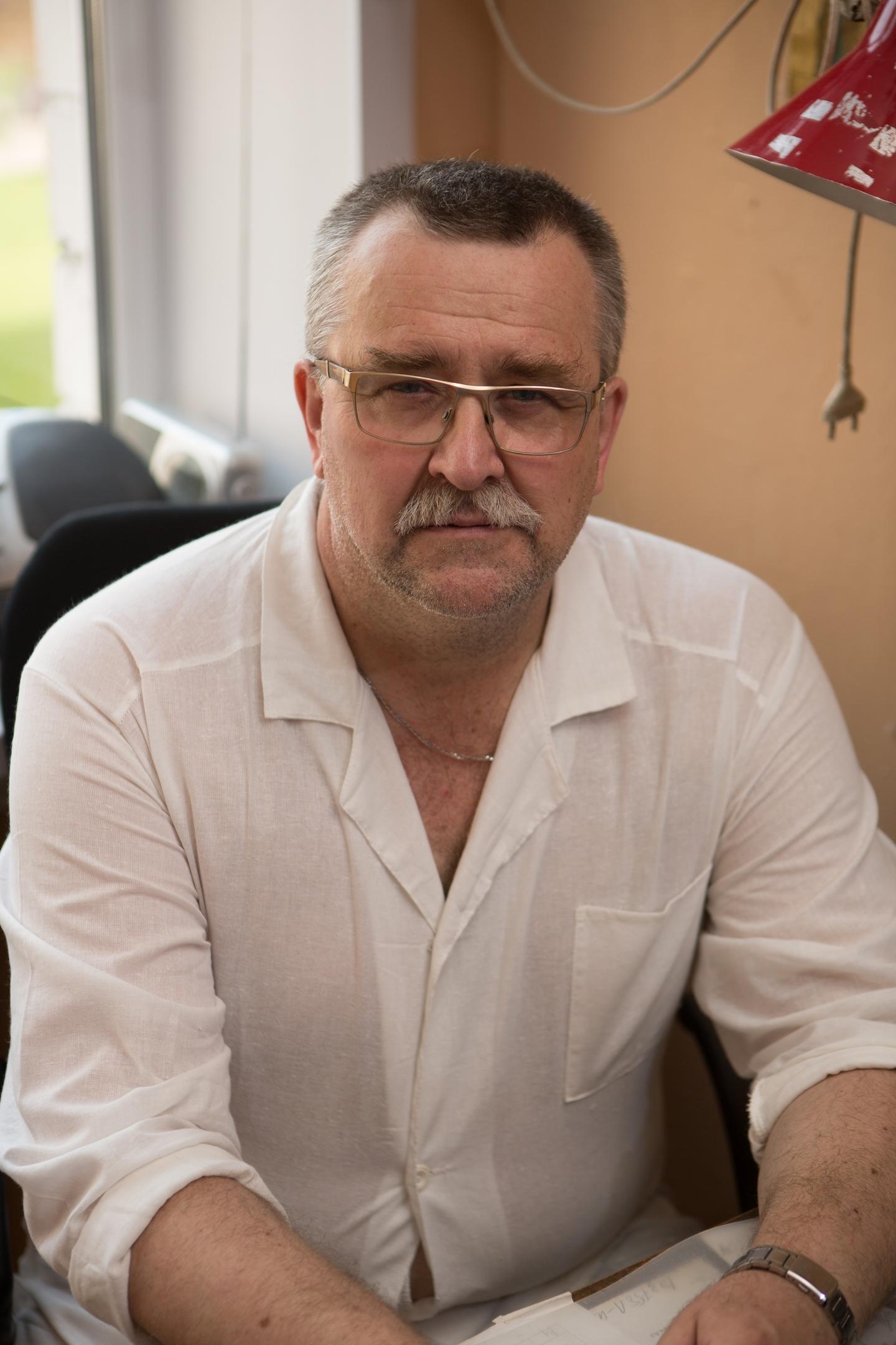 В Твери скончался известный врач-трансфузиолог Александр Досужев