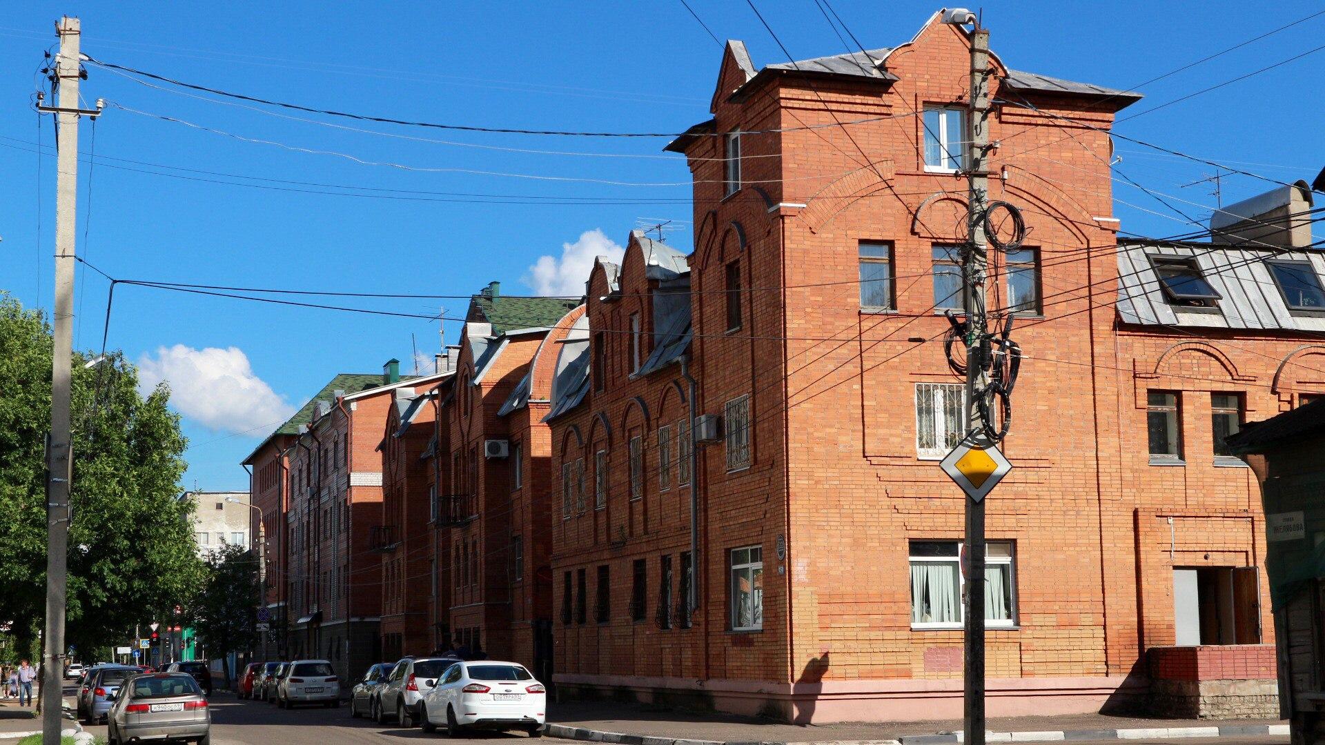 В Твери хотят переименовать улицу Желябова