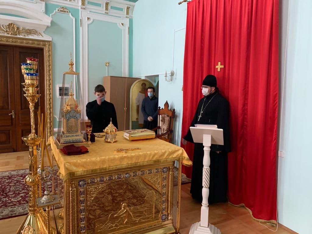 Чтобы жителю Тверской области стать священником, нужно сдать ставленнический экзамен