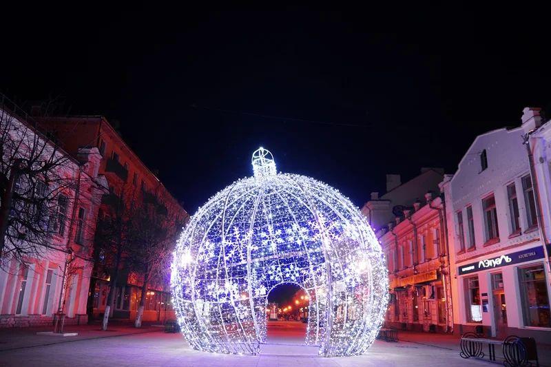 Синоптики рассказали о погоде в Тверской области в новогоднюю ночь