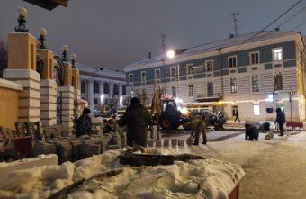 Зимой в Твери тротуары больше делать не будут