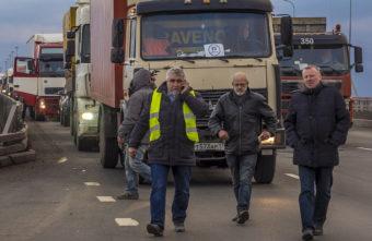 В России вводят уголовное наказание за блокирование дорог