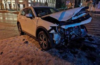 3 женщины пострадали в аварии с пьяным водителем в Ржеве