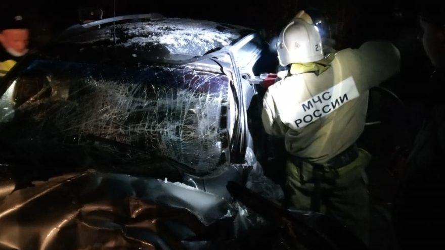 10 человек пострадали в серьезном ДТП с автобусом в Тверской области