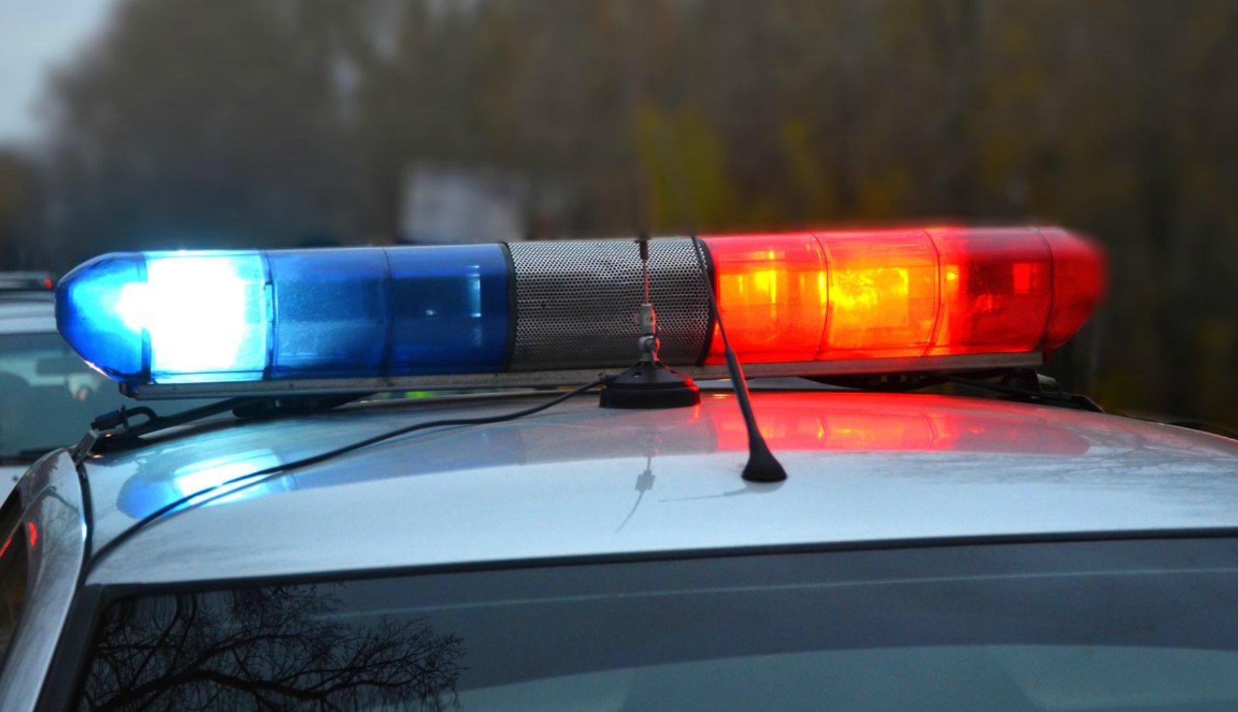 В Тверской области машина протаранила столб, есть пострадавшие