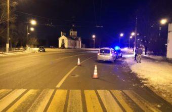 8-летний мальчик перебегал дорогу и попал под машину в Твери