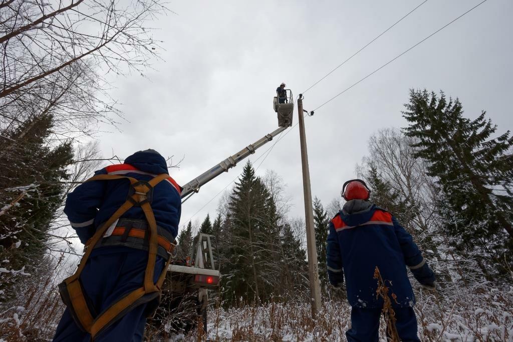 В Тверской области восстановили электроснабжение потребителей на основной сети