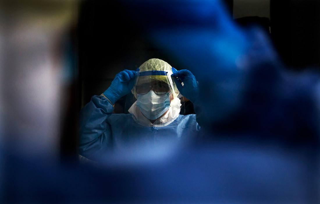 Коронавирус в Тверской области 9 января: плюс 226 новых заболевших