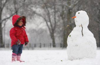 Скоро в Твери появится много больших и странных снеговиков