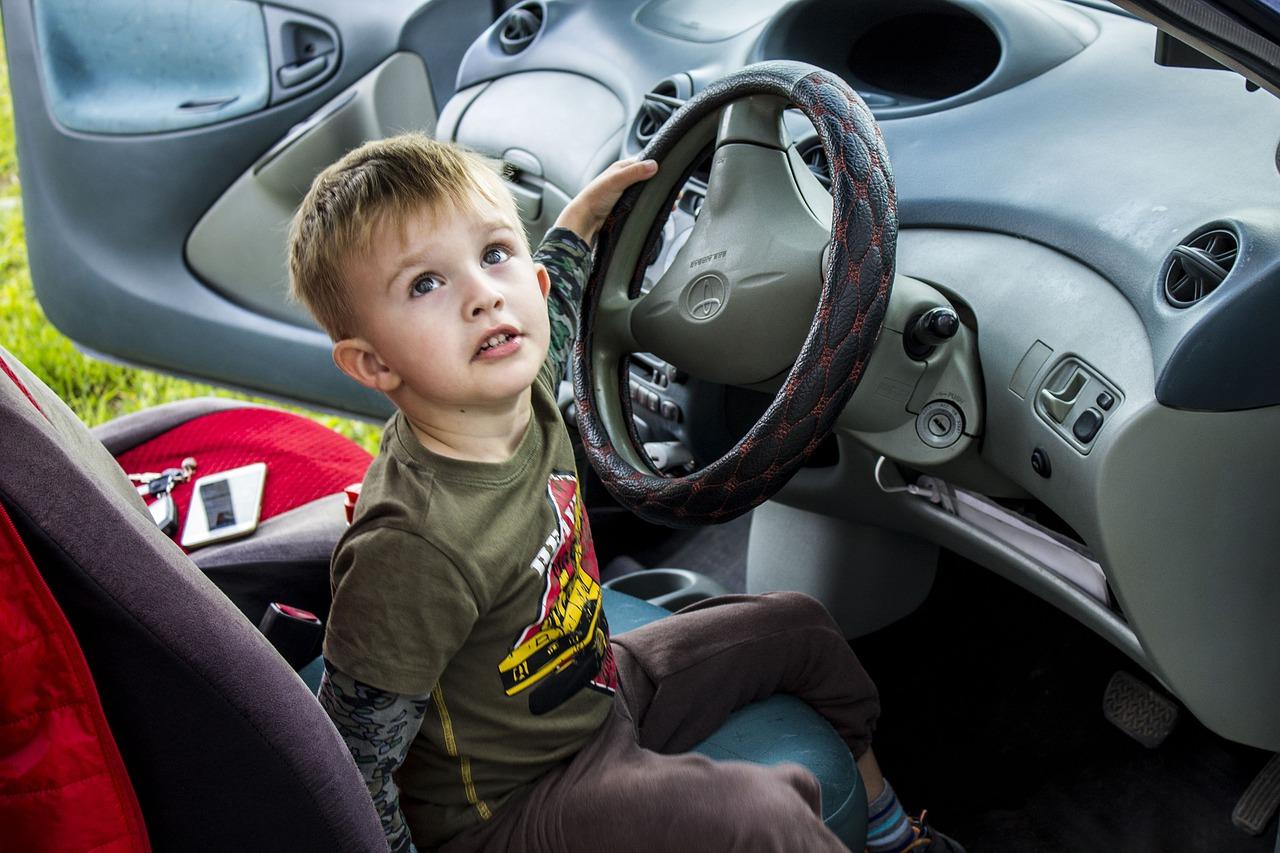 Дети помогли жителю Тверской области не сесть за «пьяную» езду