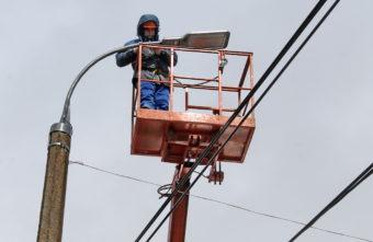 В большинстве районов Тверской области восстановили энергоснабжение