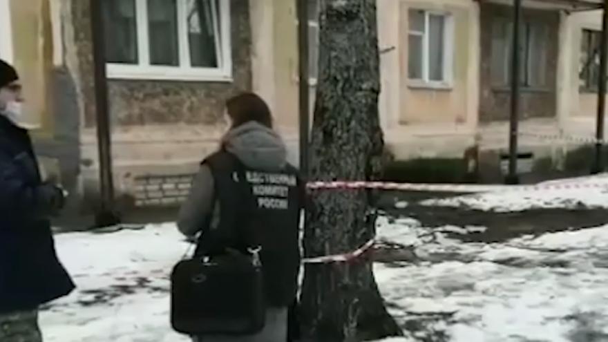 В Тверской области возбудили дело из-за падения снега на девочку