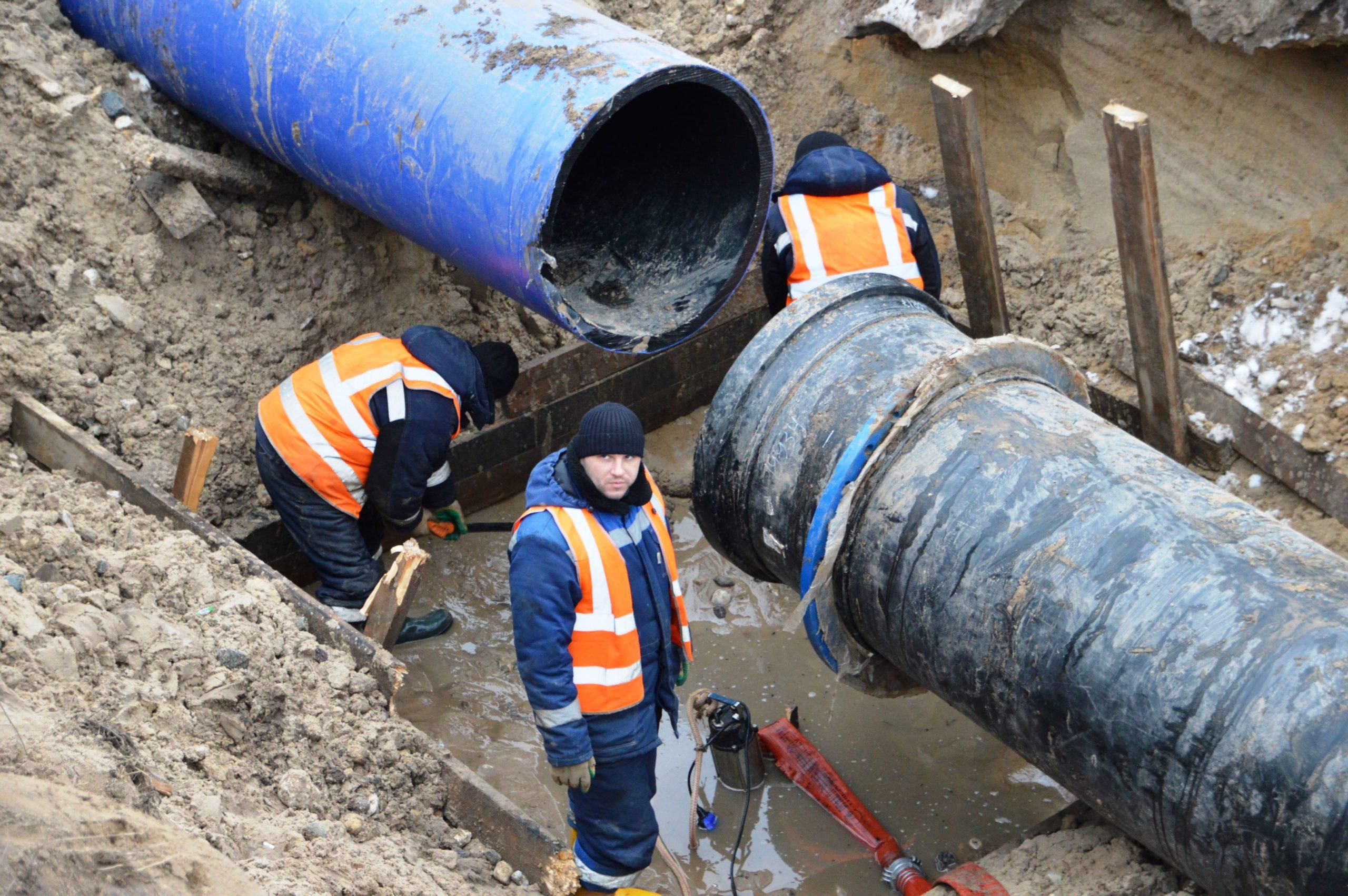 В Твери стартовал завершающий этап модернизации водовода