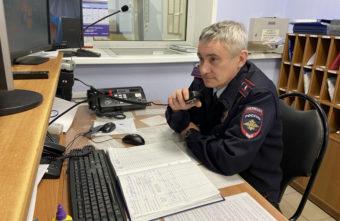 В Твери полицейский предотвратил пожар и спас человека с инсультом