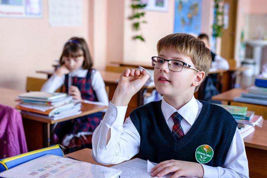 В Твери изменились правила приёма детей в первый класс