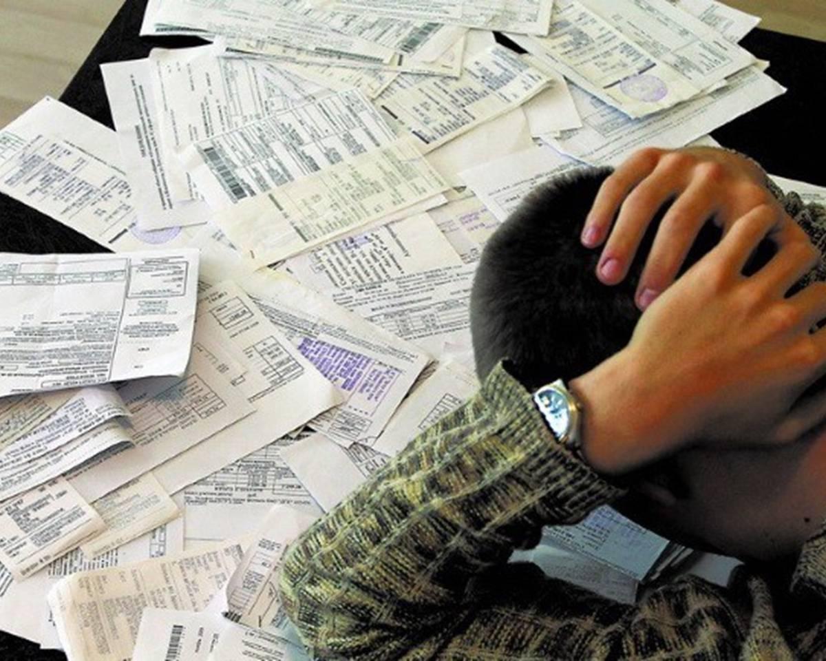 За долги по коммуналке жителей Тверской области будут наказывать рублём
