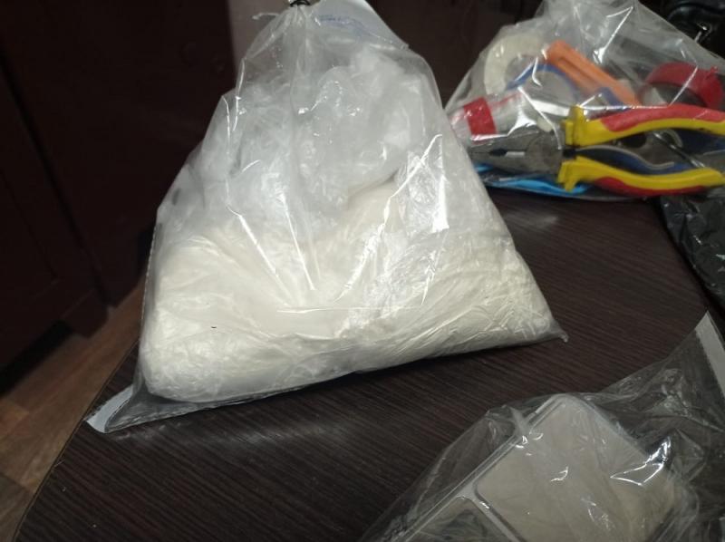 В Крыму поймали тверского наркоторговца с крупной партией мефедрона