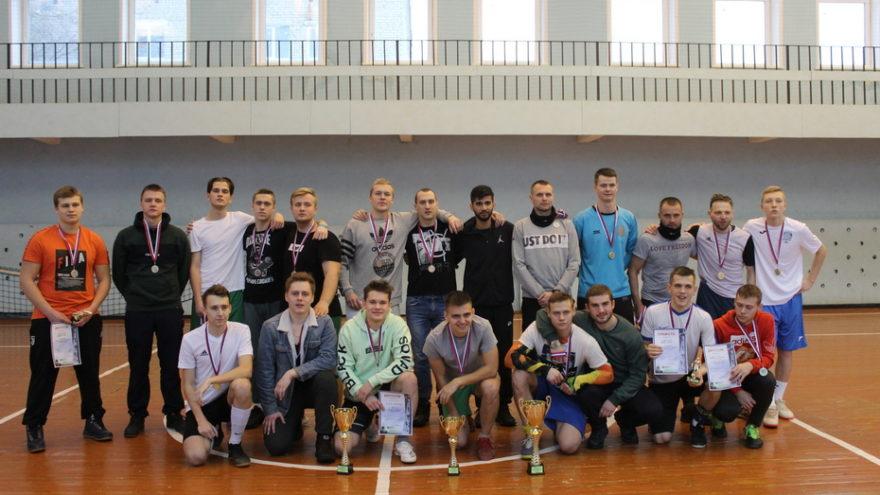 Завершилось первенство Лихославльского района по мини-футболу