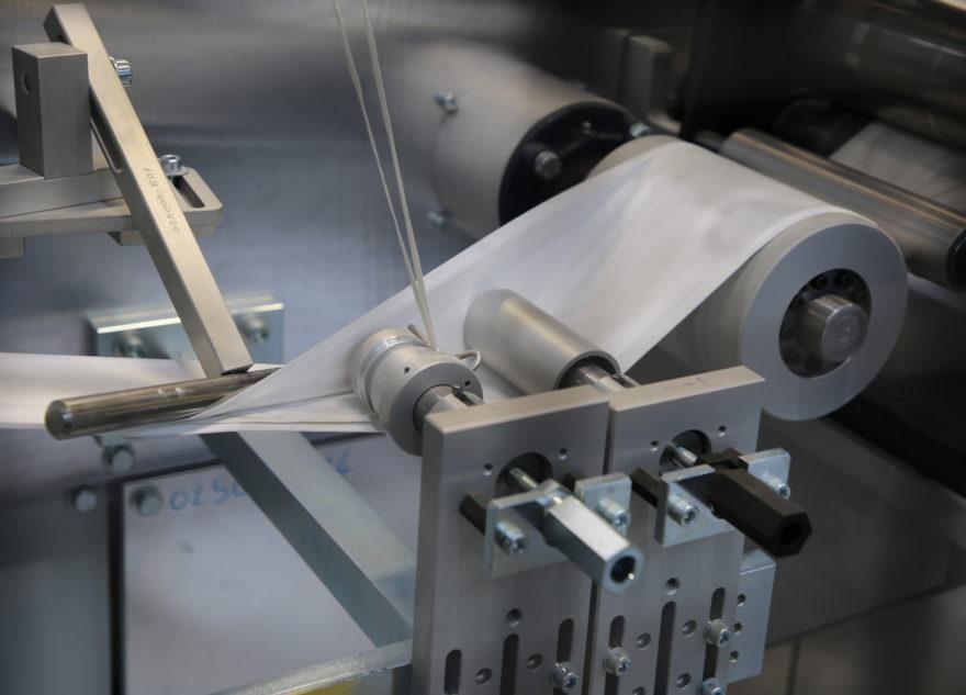 Новое производство медицинских масок и респираторов СПИРО-1000 запустили в Тверской области