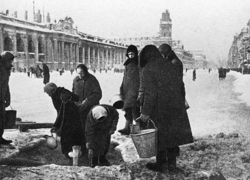 В Тверской области отметила 100-летие жительница блокадного Ленинграда