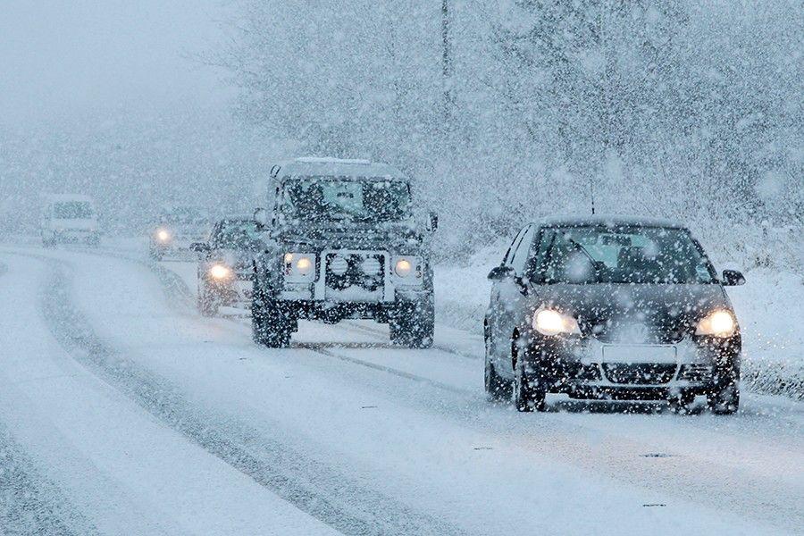 Затяжная снежная оттепель начинается в Тверской области