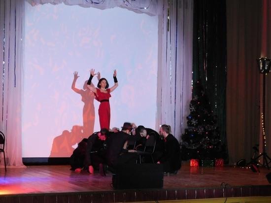 """""""Музыкальная метелица"""" прозвучала для жителей Оленинского района"""