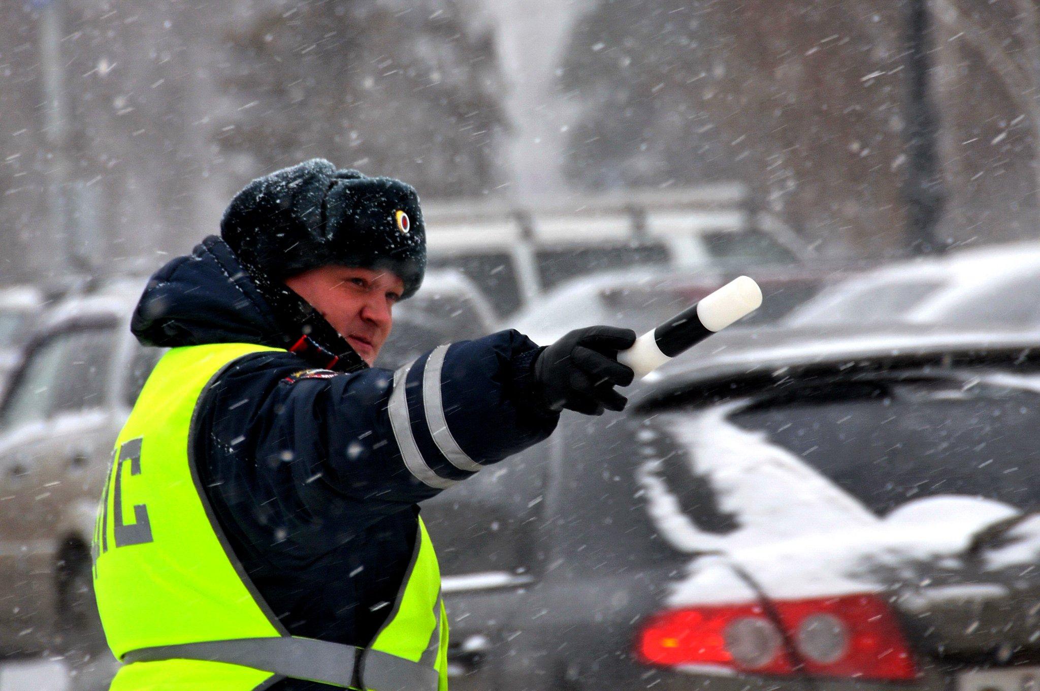Тверским водителям разрешат не возить с собой права