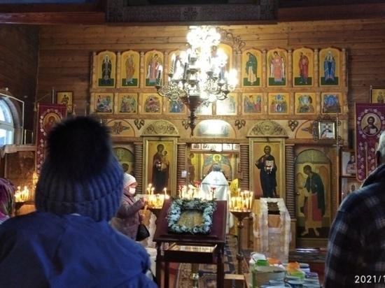 В Андреапольском районе рассказали, как прошло Крещение