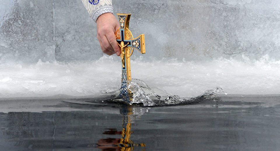 Стало известно, где в Крещение в Оленино можно будет набрать святой воды