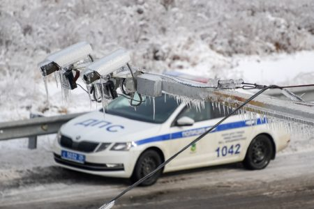 Тверских водителей не будут штрафовать по камерам в плохую погоду