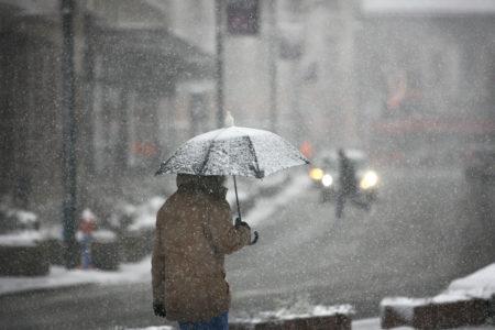 После снегопада придёт дождь: прогноз погоды для Тверской области