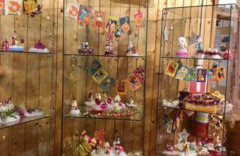 В музее в Тверской области проходит выставка советских новогодних игрушек
