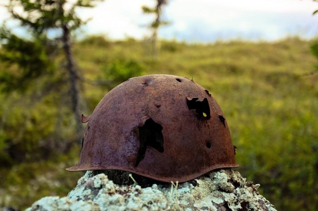 Брянские поисковики ищут под Тверью родных погибшего солдата