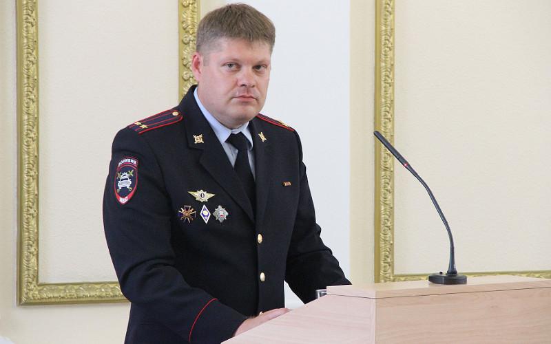 В УГИБДД по Тверской области сменился начальник