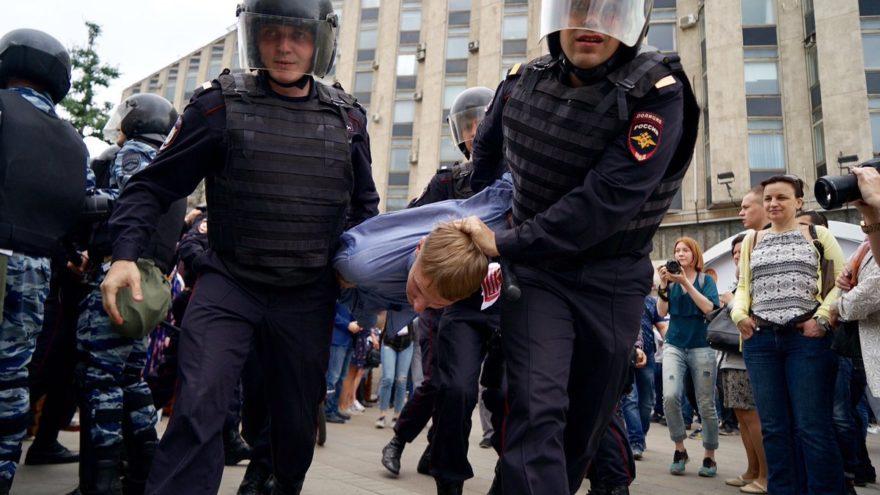"""""""Будут бить по головам"""": жителям Твери рассказали об опасности митингов"""