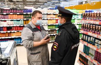 Почти 100 человек нарушили масочный режим в муниципалитете Тверской области