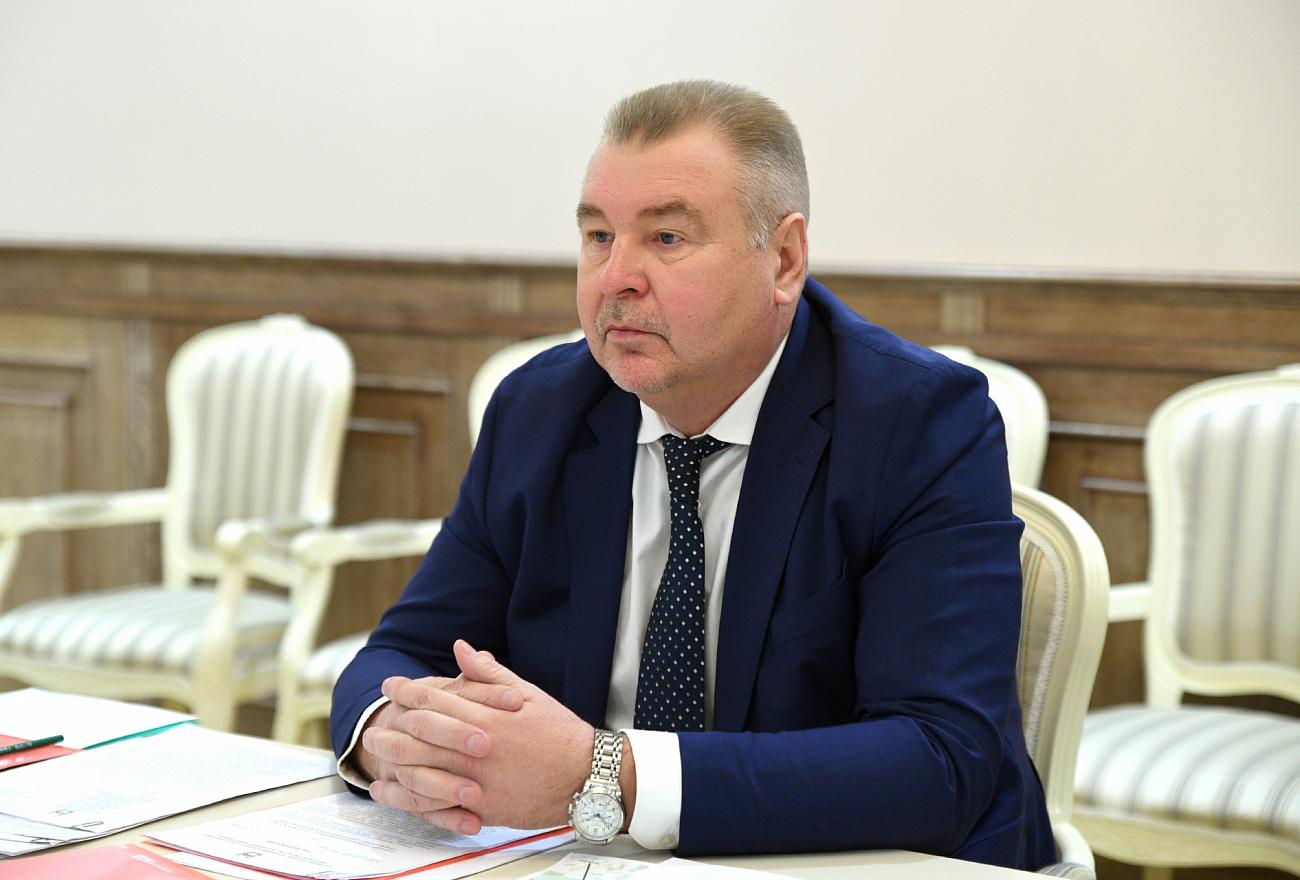 Глава района рассказал губернатору, как восстанавливали электроснабжение под Тверью