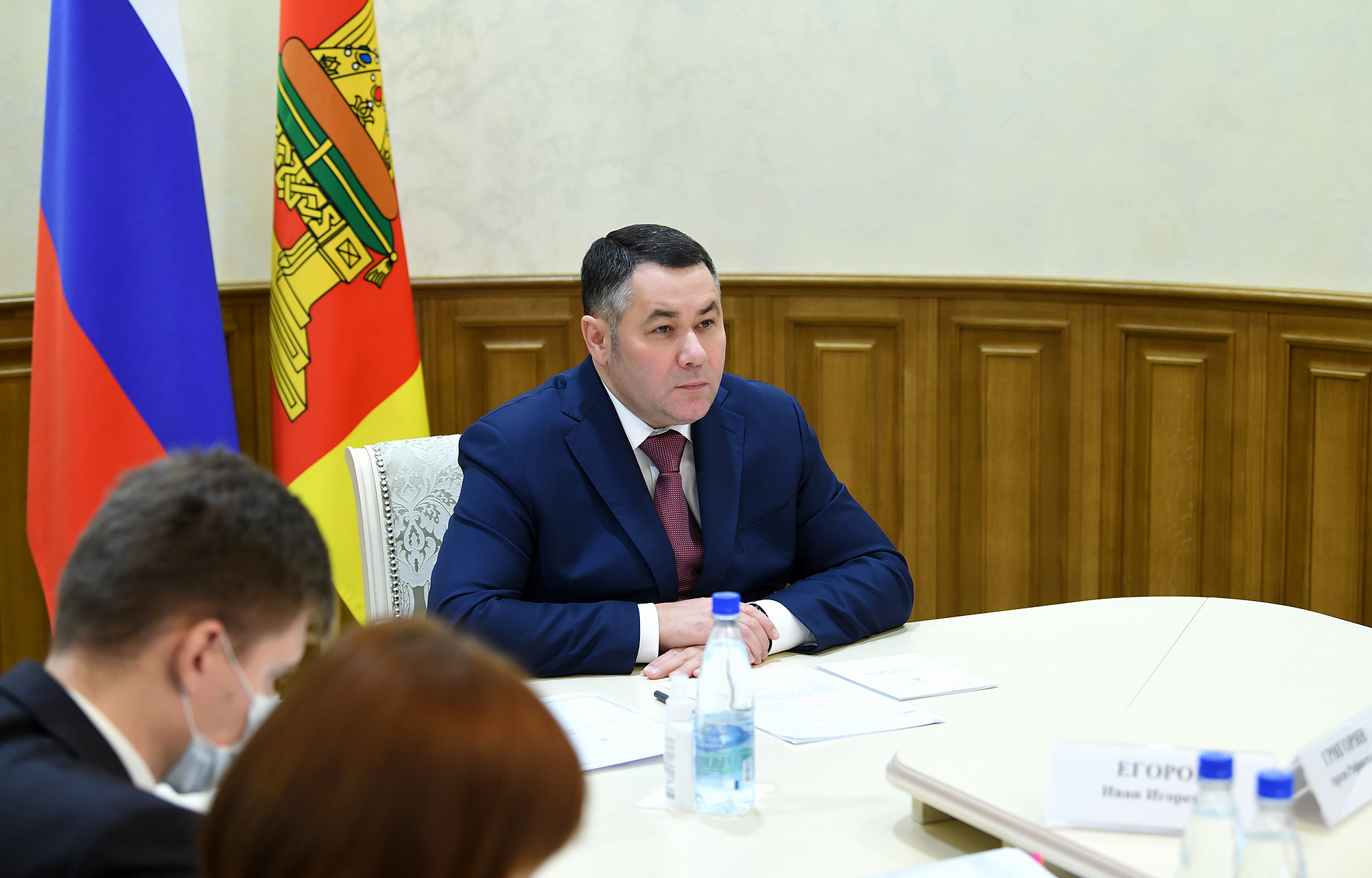 Тромбоэластографы и газификаторы купят для инфекционных госпиталей Тверской области