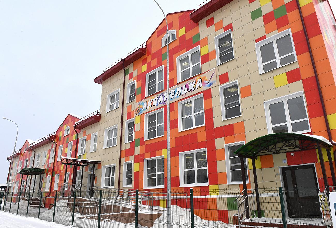 Большие планы на 2021 год: что и где будут строить в Тверской области