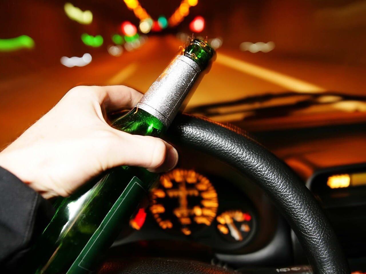 27 пьяных водителей задержали в Рождество в Тверской области