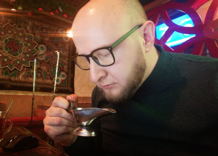 Шашлык испорчен: тверской журналист продолжает изучать на себе влияние ковида