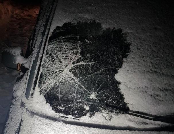 Пьяная женщина-водитель сбила пешехода в Тверской области и уехала